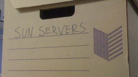Even this would have been of more use that the current server situation