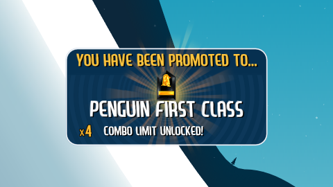 Because nobody wants to be a second class penguin