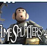 I want TimeSplitters 4, I want a monkey with a machine gun again!