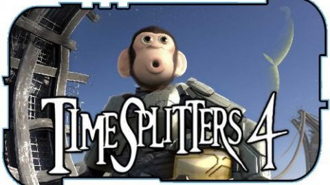 I want TimeSplitters 4, I want a monkey with a machine gun again!