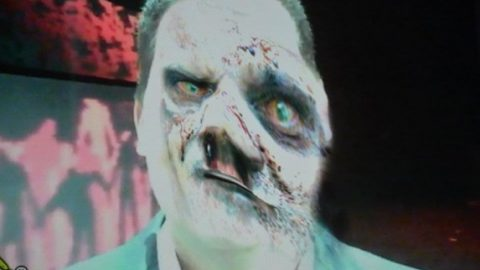 Zombie Reggie is the reason I have been having trouble sleeping lately