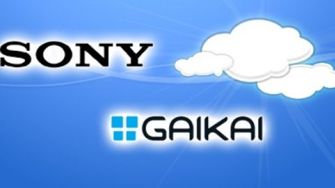 Sony and Gaikai....sitting in a cloud....G-A-M-I-N-G
