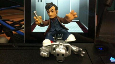 Aaaaaaayyy, sexy Cyberman. Woop..... woop, woop...woop...oopa Doctor Style!!!!
