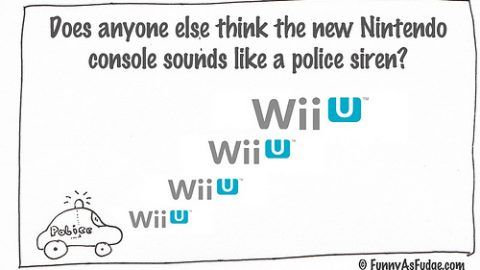 So many Wii U jokes, So little time