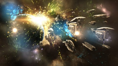 Happy Birthday EVE Online and congratulation on half a million players