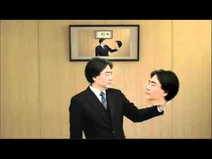 Because not even Iwata knows what he is doing anymore