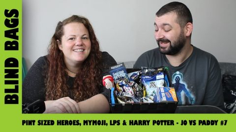 Mystery Blind Bags #7 - Pint Sized Heroes, MyMoji & Harry Potter Keyrings | Adults Like Toys Too