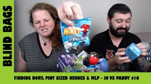 Finding Dory, Pint Sized Heroes & MLP - Mystery Blind Bags #16 | Adults Like Toys Too