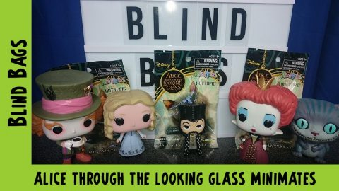 Alice Through The Looking Glass Minimates | Adults Like Toys Too