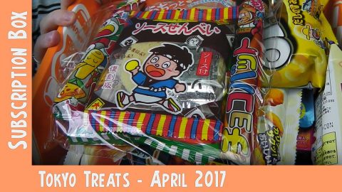 April TokyoTreat UNBOXING | 2nd Anniversary Box | Vlog