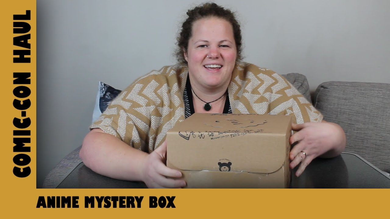 Armageddon Comic-Con Anime Mystery Box | Adults Like Toys Too