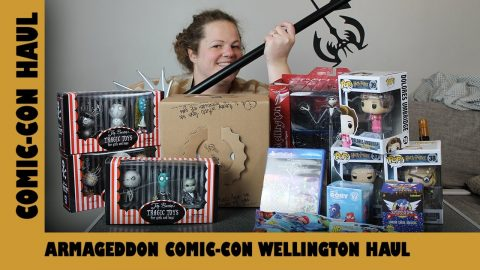 Armageddon Comic-Con Wellington Toy Haul | Adults Like Toys Too