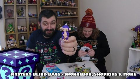 Spongebob Squarepants, Shopkins & More - Mystery Blind Bags #36 | Adults Like Toys Too