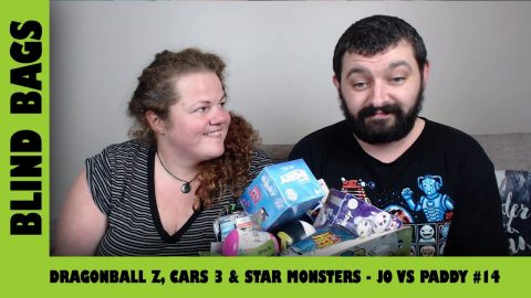 DragonBall Z, Cars 3 & Star Monsters - Mystery Blind Bags #14 | Adults Like Toys Too