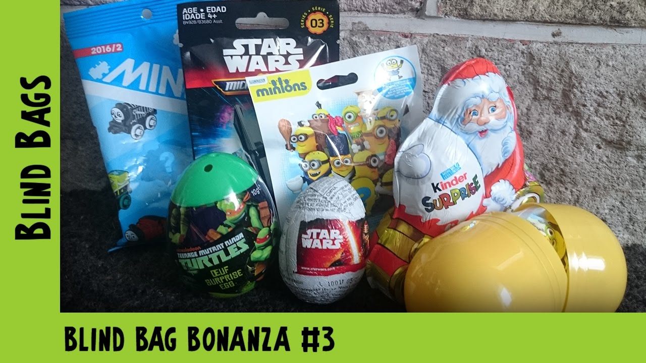 Blind Bag Bonanza #3 | Adults Like Toys Too