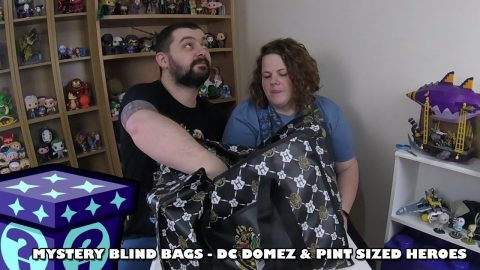 DC Domez & Pint Sized Heroes - Mystery Blind Bags #29 | Adults Like Toys Too