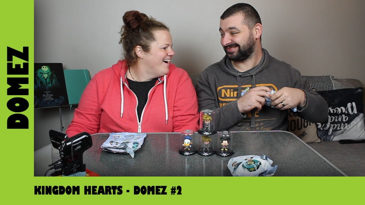 Even More Kingdom Hearts Domez | Adults Like Toys Too
