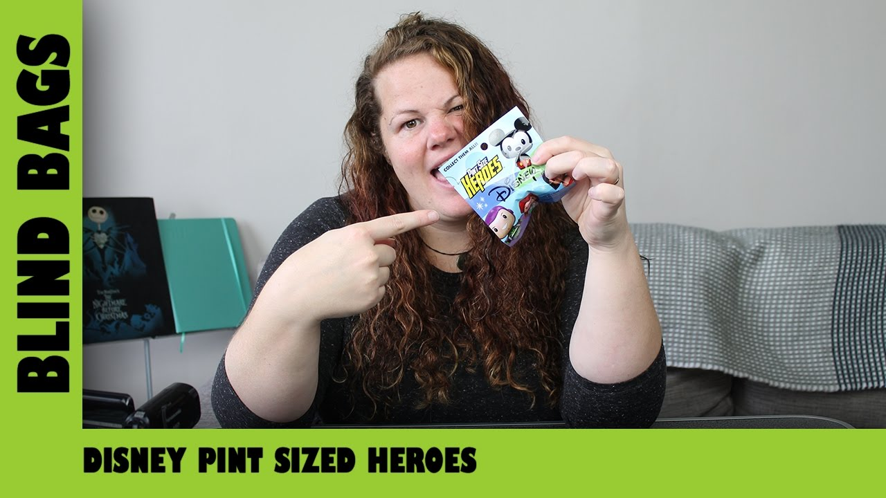 Funko Pint Sized Heroes - Disney Collection   Adults Like Toys Too