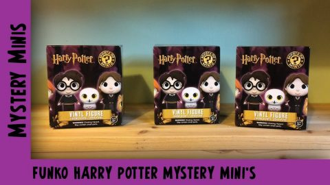 Harry Potter Funko Mystery Minis Unboxing | Adults Like Toys Too