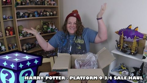 Harry Potter - Platform 9 3/4 Sale Haul | Adults Like Toys Too