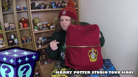 Harry Potter Studio Tour Haul | Adults Like Toys Too