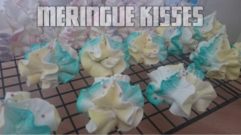 How to Make Meringue Kisses | Cooking