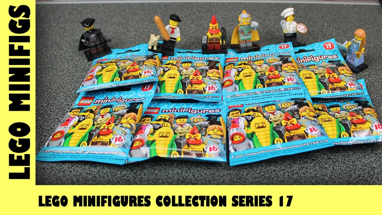 Lego MiniFigures Collection Series 17 Blind Bag Opening #2 | Adults Like Toys Too
