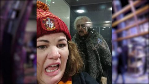 Jo visits the WB Harry Potter Studio Tour | Vlog