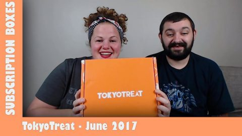 June 2017 TokyoTreat UNBOXING | Adults Like Toys Too