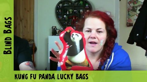 Kung Fu Panda Lucky Bags | Adults Like Toys Too