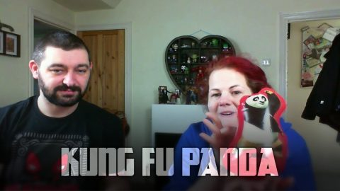 Kung Fu Panda Tat Review | Vlog