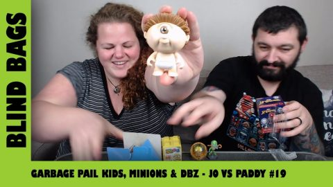 Garbage Pail Kids, Minions & DragonBall Z - Mystery Blind Bags #19 | Adults Like Toys Too