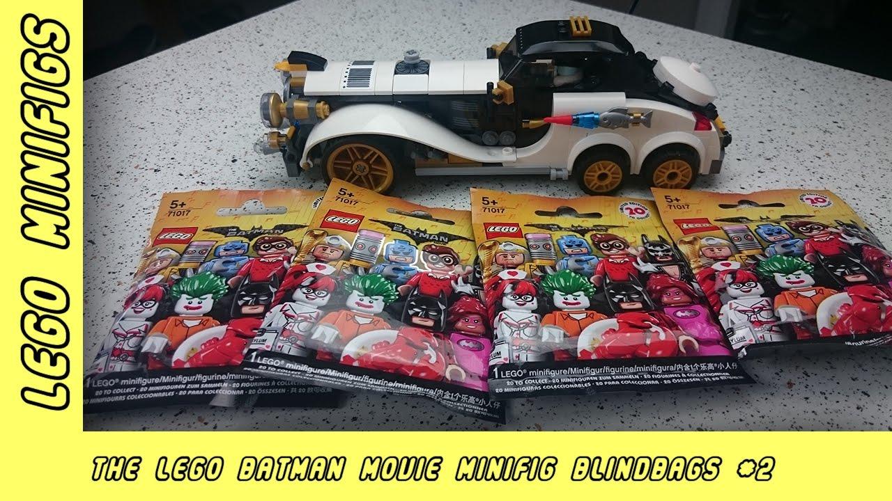 Lego Batman Movie MiniFig Blind Bag Opening 2   Adults Like Toys Too