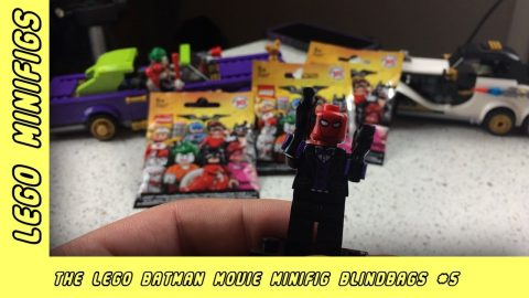 Lego Batman Movie MiniFig Blind Bag Opening #5 | Adults Like Toys Too