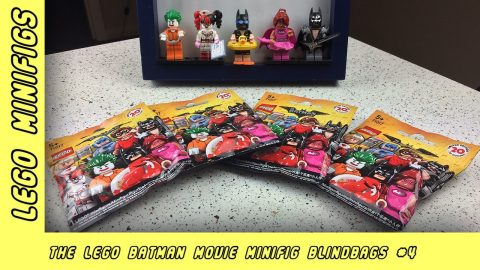 Lego Batman Movie MiniFig Blind Bag Opening | Adults Like Toys Too