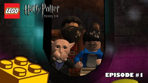 Lego Harry Potter: Years 1-4 #1| Adults Like Games Too