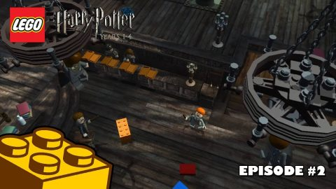 Lego Harry Potter: Years 1-4 #2 | Adults Like Games Too