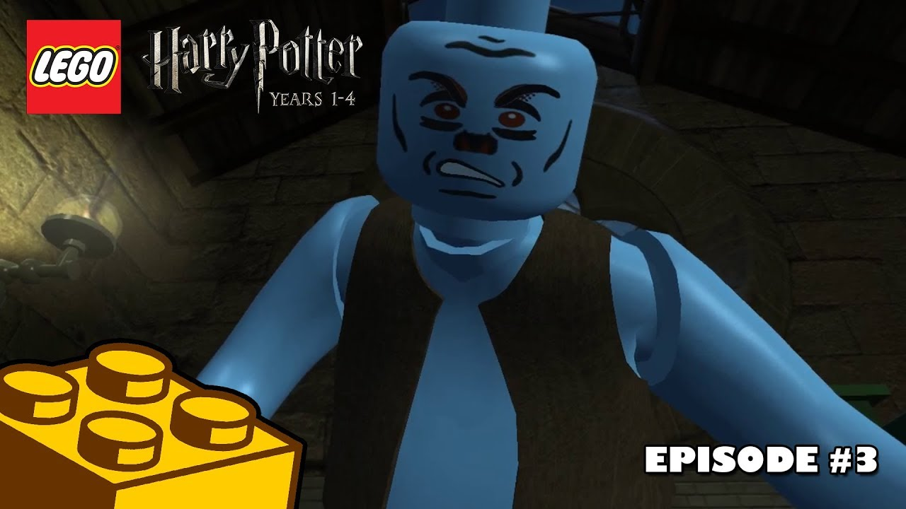 Lego Harry Potter: Years 1-4 #3 | Adults Like Games Too