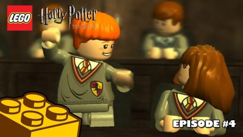 Lego Harry Potter: Years 1-4 #4 | Adults Like Games Too