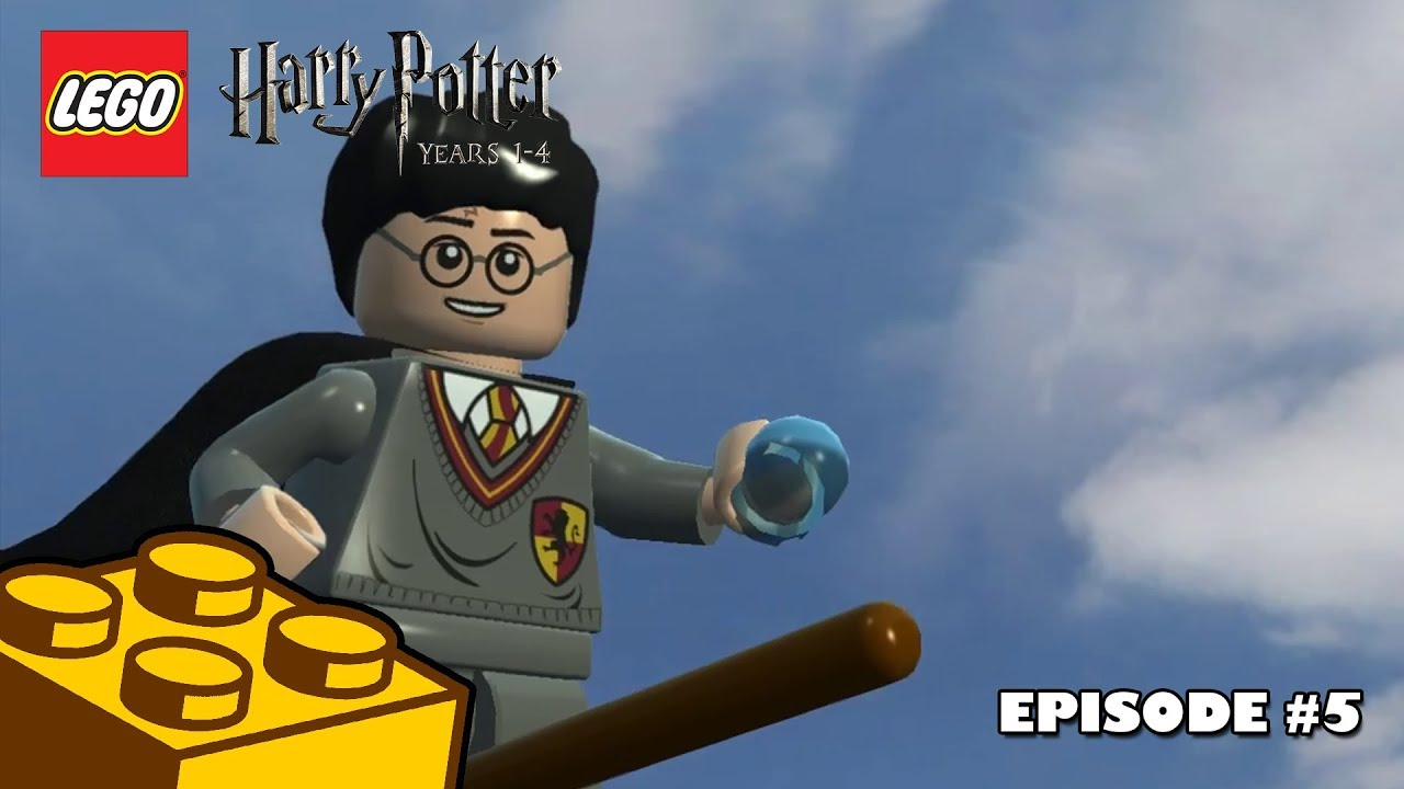 Lego Harry Potter: Years 1-4 #5 | Adults Like Games Too
