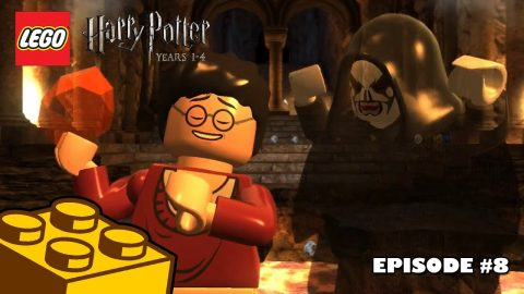 Lego Harry Potter: Years 1-4 #8 | Adults Like Games Too
