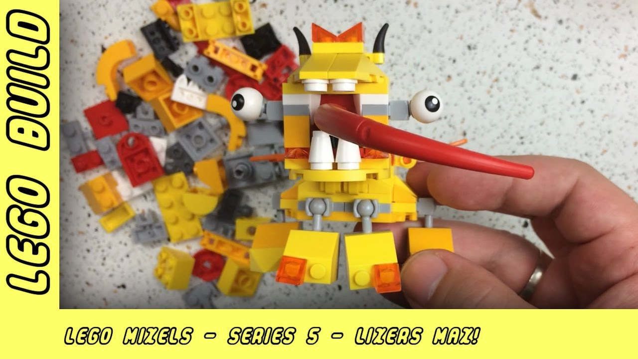 Lego Mixels Series 5 - Lixers Max! | Lego Build | Adults Like Toys Too