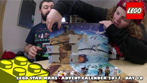 Lego Star Wars Advent Calendar - Day #10 | Adults Like Toys Too