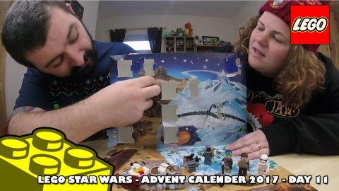 Lego Star Wars Advent Calendar - Day #11 | Adults Like Toys Too
