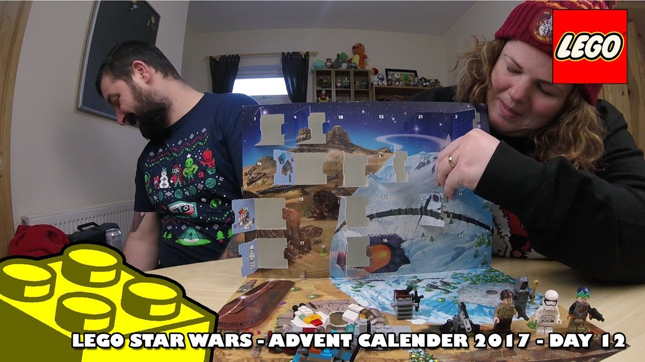 Lego Star Wars Advent Calendar - Day #12 | Adults Like Toys Too
