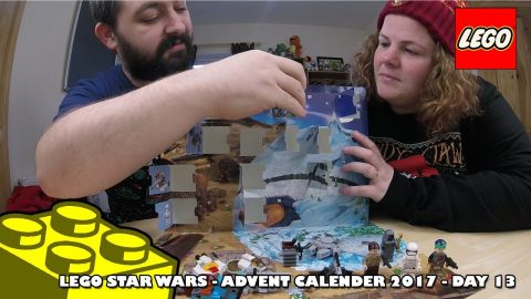 Lego Star Wars Advent Calendar - Day #13 | Adults Like Toys Too