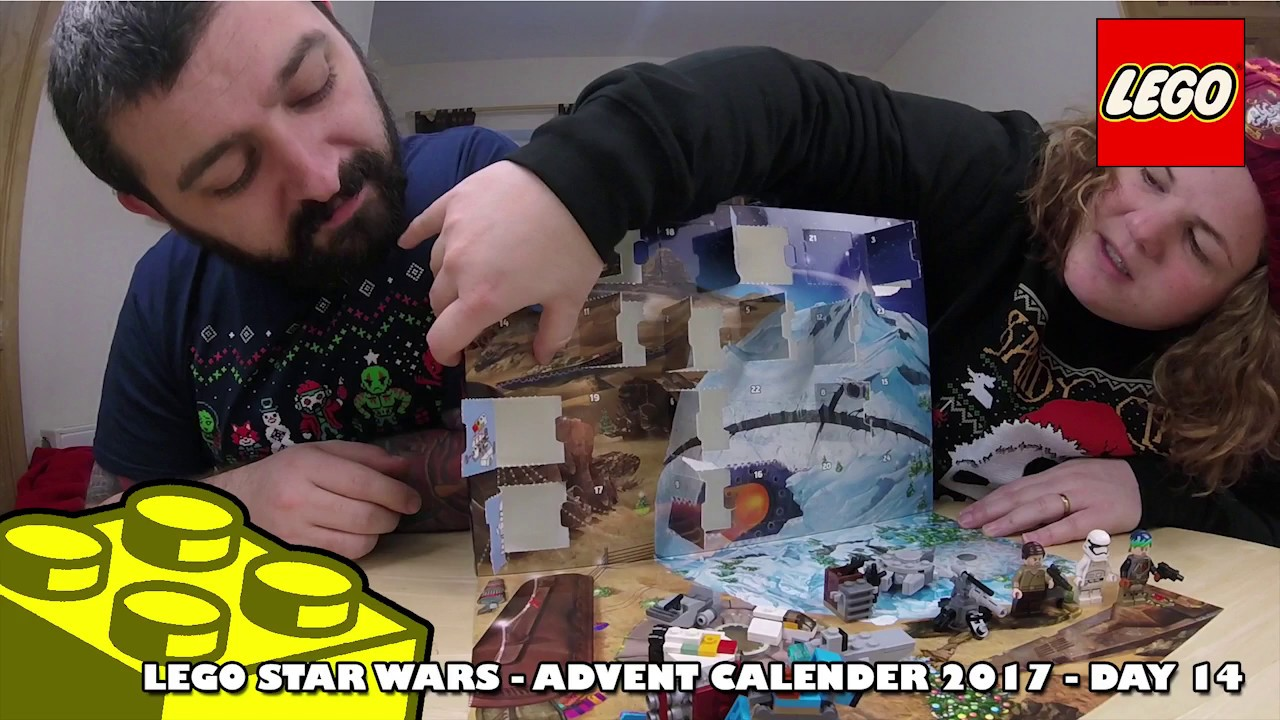 Lego Star Wars Advent Calendar - Day #14 | Adults Like Toys Too