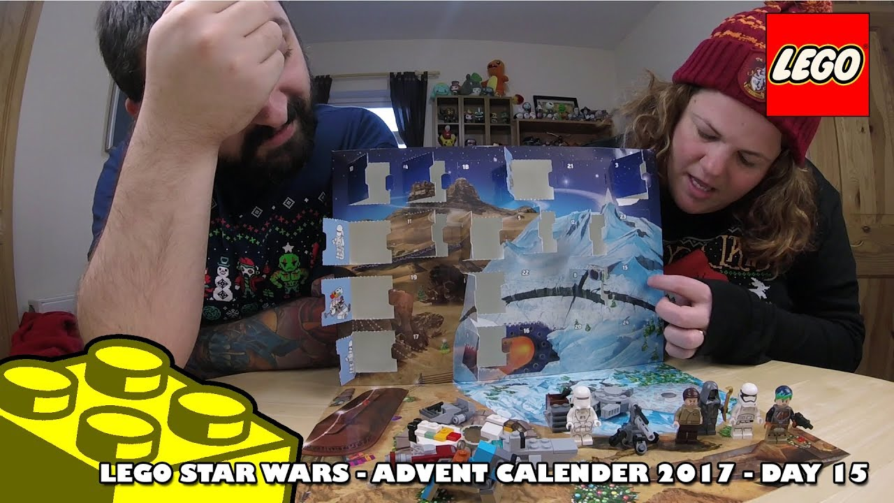 Lego Star Wars Advent Calendar - Day #15 | Adults Like Toys Too