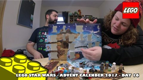 Lego Star Wars Advent Calendar - Day #16 | Adults Like Toys Too