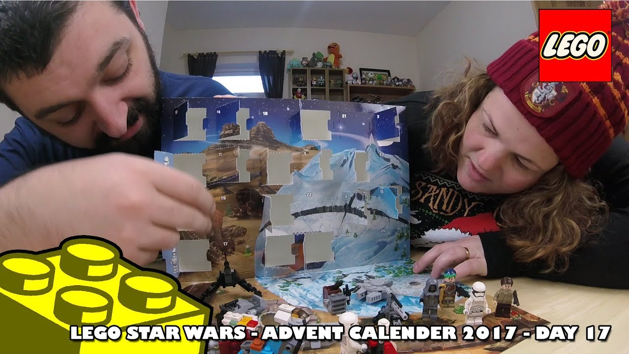 Lego Star Wars Advent Calendar - Day #17 | Adults Like Toys Too